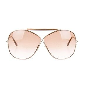Tom Ford Catherine Oversided Sunglasses